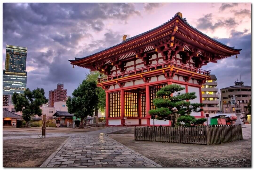 実は鉄筋?天王寺区のシンボル「四天王寺」は大阪気質の合理主義建築