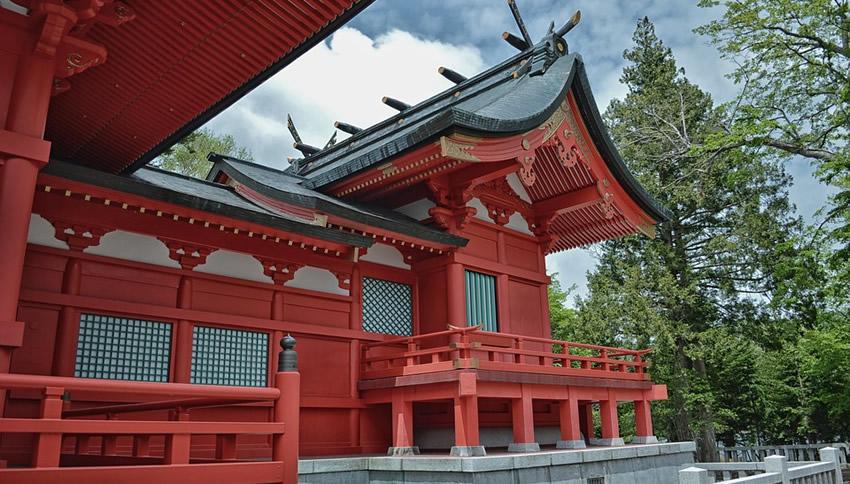大阪観光・神社・神宮・寺院