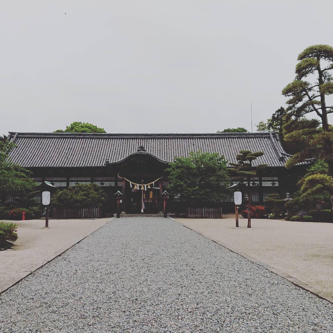 全国2位の規模の応神天皇陵の主を祀る誉田八幡宮は羽曳野のパワースポット