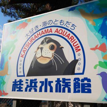ユニークすぎる水族館「桂浜水族館」ショーやマスコットも一味違う